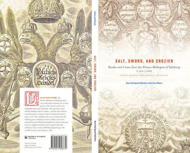 Cover of Salt Sword and Crozier