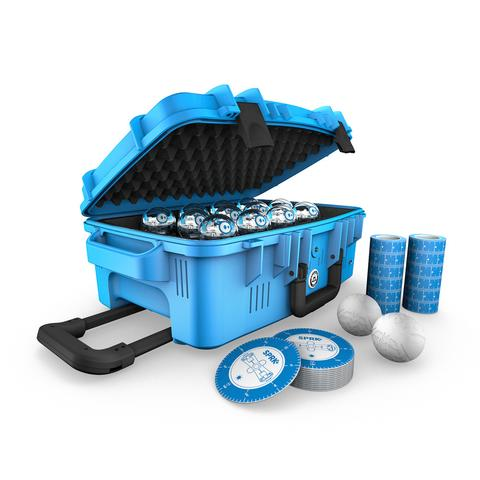 A photo of a sphero kit power pack