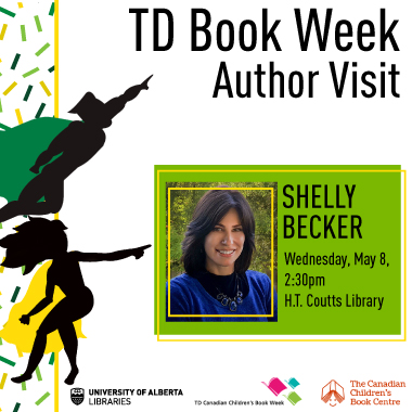 TD Book Week Author Visit - Shelly Becker