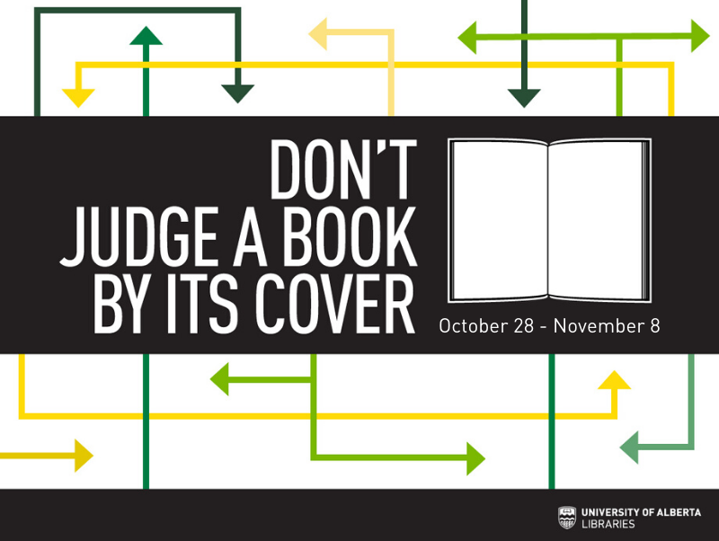 Logo of Don't Judge a Book by it's cover