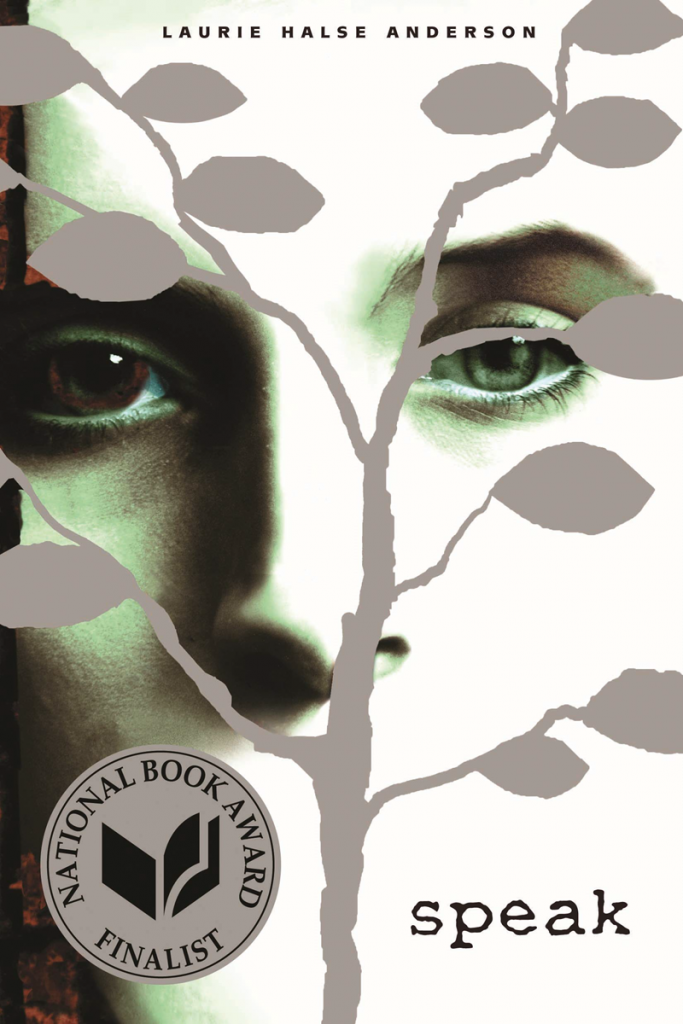 Cover of Speak by Laurie Halse Anderson
