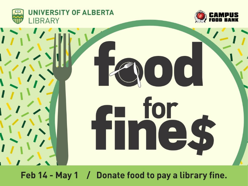 Food for fines logo.