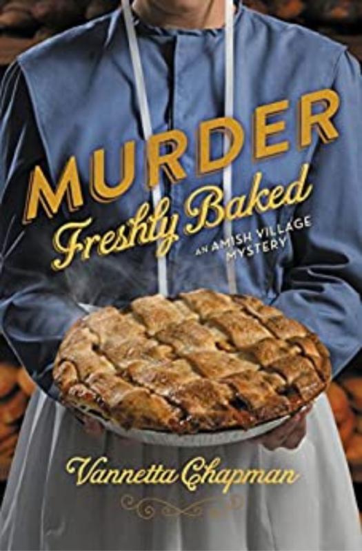 Book cover of Murder Freshly Baked.