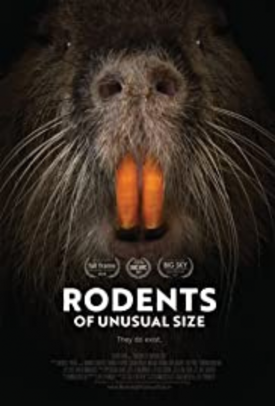 Rodents of Unusual Size movie poster.