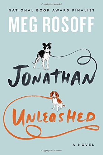 Johathan unleashed book cover